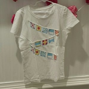 Girls Vinyard Vines T-shirt